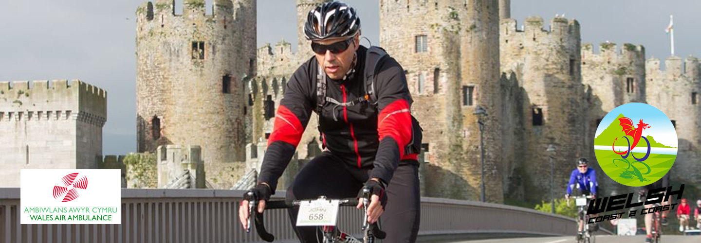 John Green Takes on Gruelling Cycle Challenge