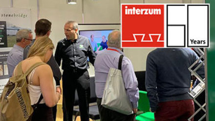 A great exhibition at Interzum 2019