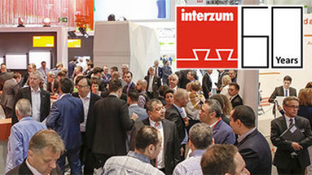 Visit us at Interzum 2019