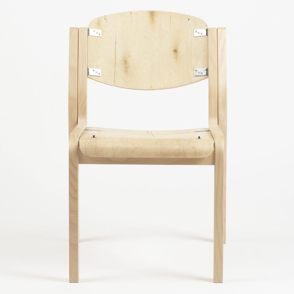 Luke Square Side Chair